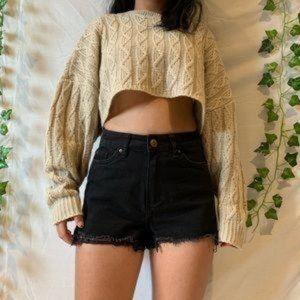 Streetwear Society High Rise Mom Shorts